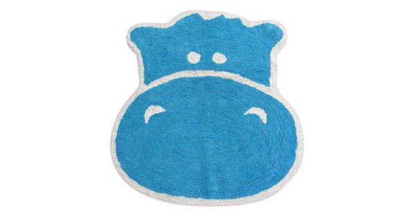 Allure Home Creations Hippo Bath Rug