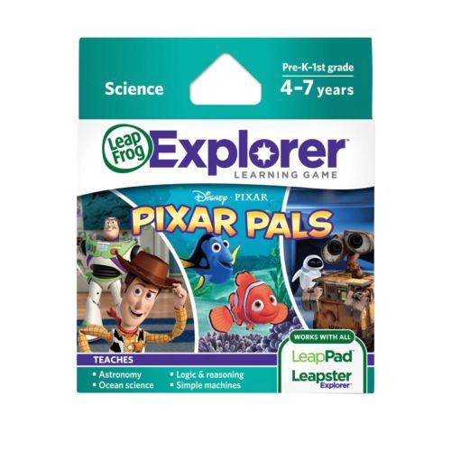 Disney / Pixar Pixar Pals Explorer Learning Game by LeapFrog
