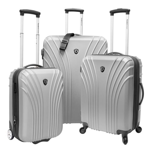 Traveler's Choice Luggage, Cape Verde 3-pc. Expandable Hardside Luggage Set