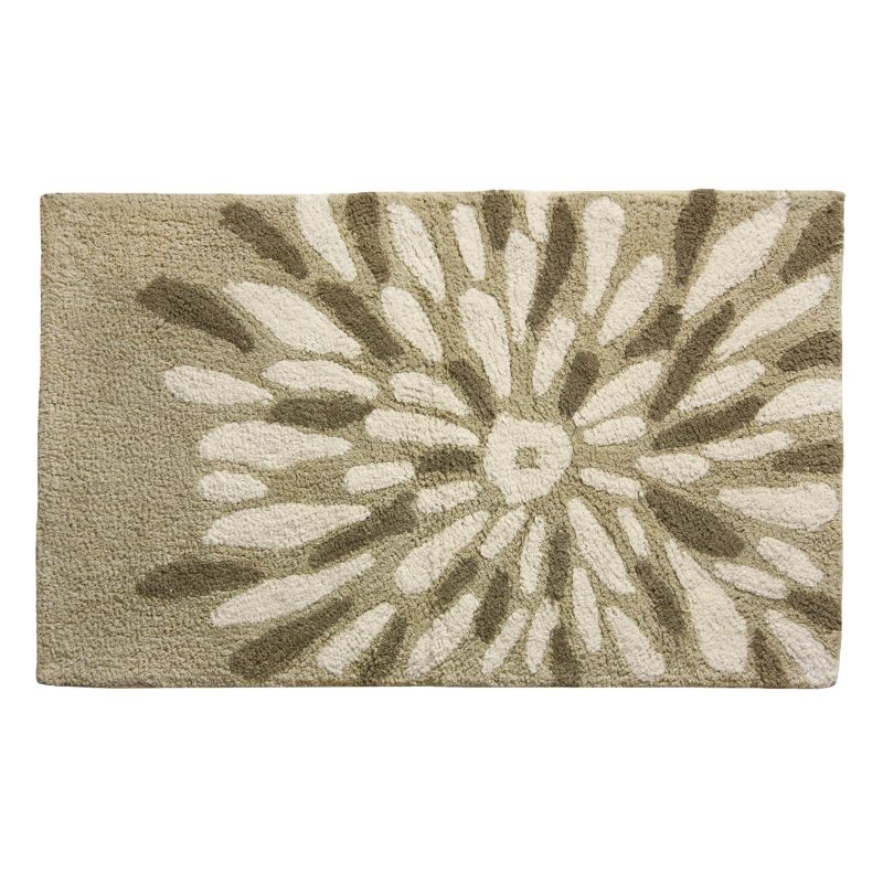 Simple Rosalie Floral Bath Rug By Piper Amp Wright