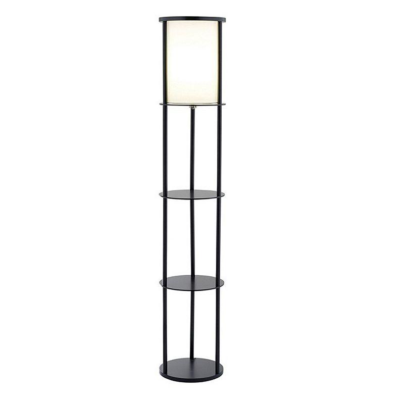 Adesso Stewart Floor Lamp Shelf