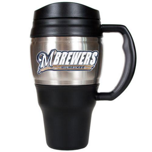 Milwaukee Brewers Travel Mug
