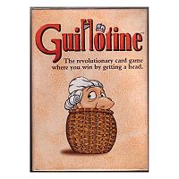 Guillotine Card Game by Wizards of the Coast