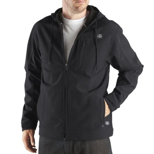Dickies Performance Hooded Softshell Jacket - Men