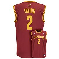Men's adidas Cleveland Cavaliers Kyrie Irving NBA Jersey