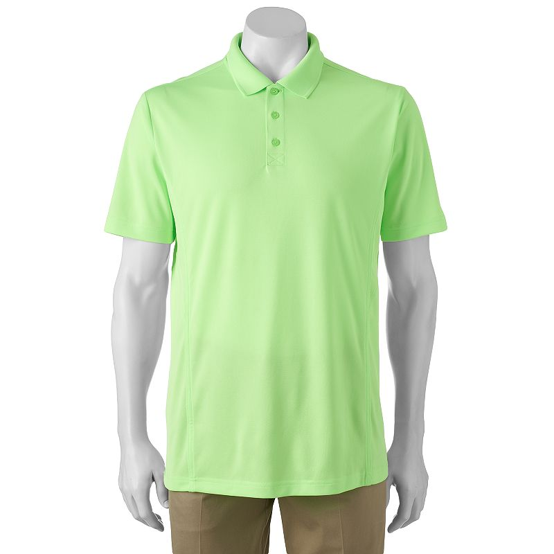 FILA SPORT GOLF® Fitted Pro Core Performance Polo - Men