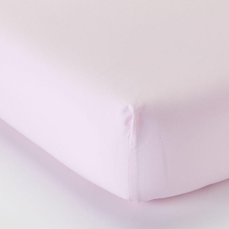Spasilk 100 Pure Silk Standard Size Crib Sheet