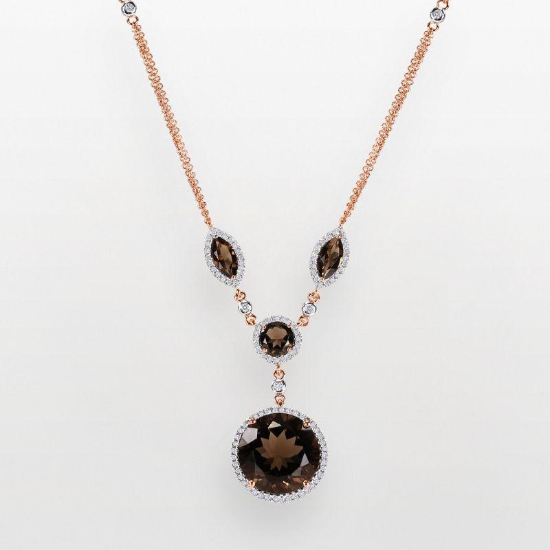 14k gold necklace kohl s