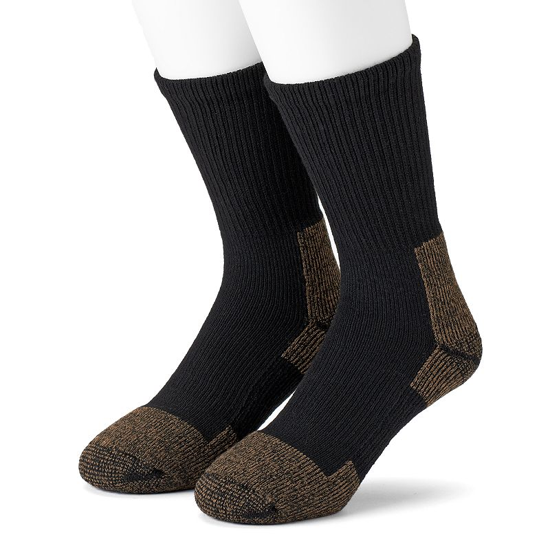 Fox River Mills 2-pk. Steel-Toe Crew Socks