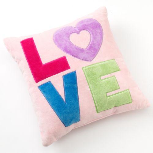 Jumping Beans® LOVE Decorative Pillow