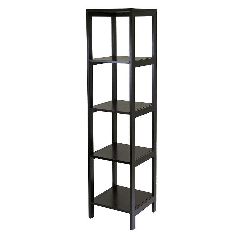 Winsome Hailey 5-Tier Tower Shelf