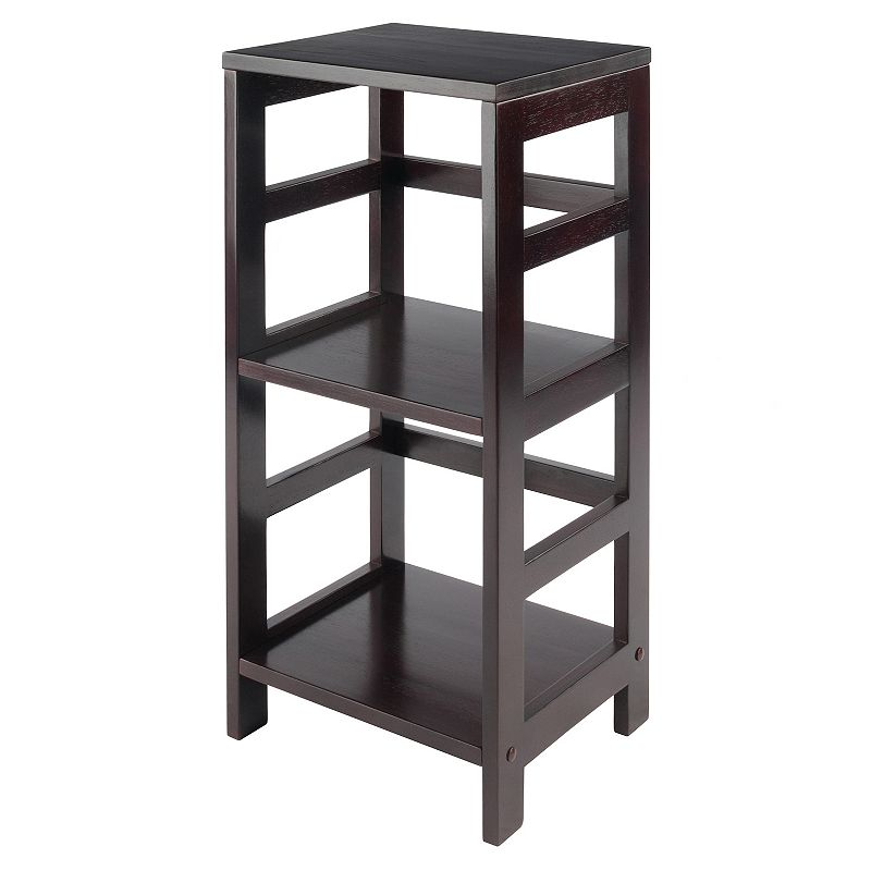 Winsome Leo Slim 2-Tier Storage Shelf