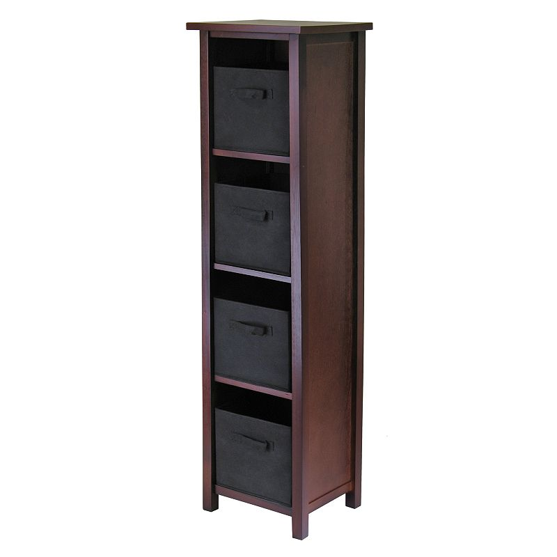 Winsome Verona 4-Tier Storage Shelf