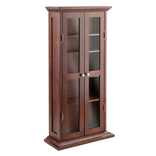 Winsome DVD/CD Cabinet