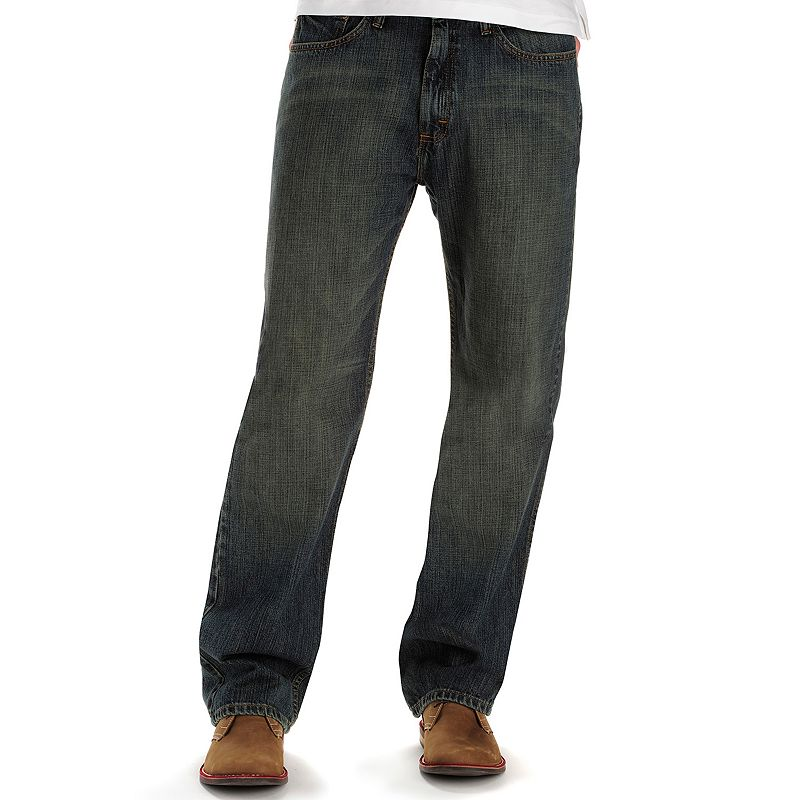 Lee Premium Select Relaxed Straight-Leg Jeans - Men
