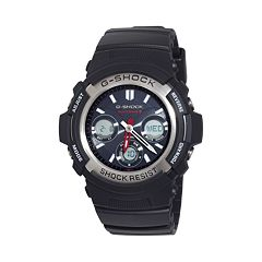 Casio Men's G-Shock Tough Solar Analog & Digital Atomic Watch AWGM100-1ACR