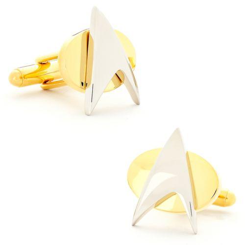 Star Trek Delta Cuff Links