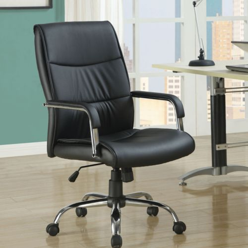 Monarch Black Office Chair