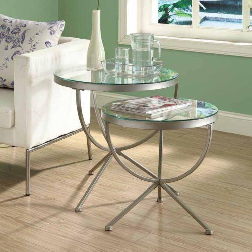 Monarch 2-pc. Nesting Table Set