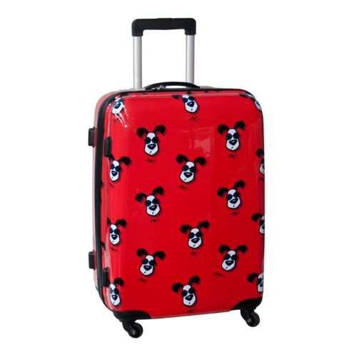 Ed Heck Luggage, Looking Cool 25-in. Hardside Spinner Upright