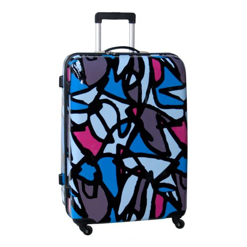 Ed Heck Scribbles 28-Inch Hardside Spinner Luggage
