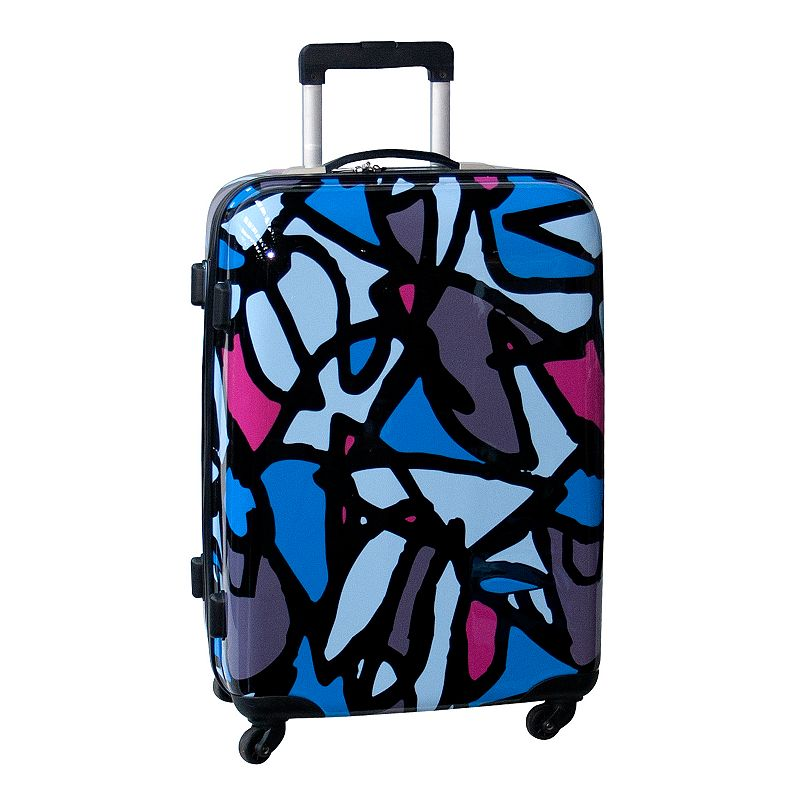 Ed Heck Scribbles 25-Inch Hardside Spinner Luggage