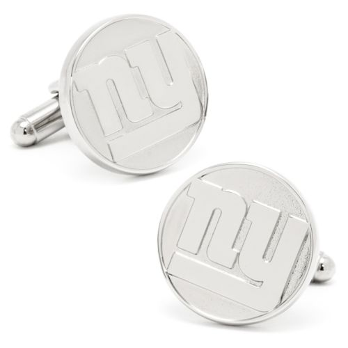 New York Giants Cuff Links