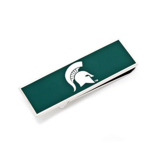 Michigan State Spartans Money Clip