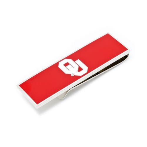Oklahoma Sooners Logo Money Clip
