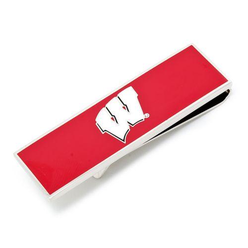 Wisconsin Badgers Money Clip