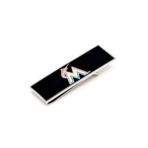 Miami Marlins Money Clip