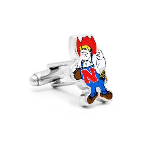 Nebraska Cornhuskers Cuff Links