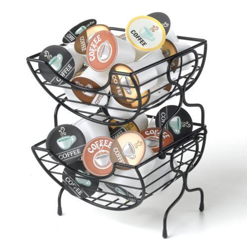 Nifty Single-Serve Coffee Baskets