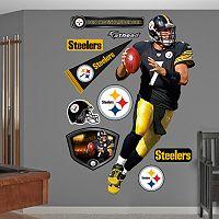 Fathead Pittsburgh Steelers Ben Roethlisberger Wall Decals