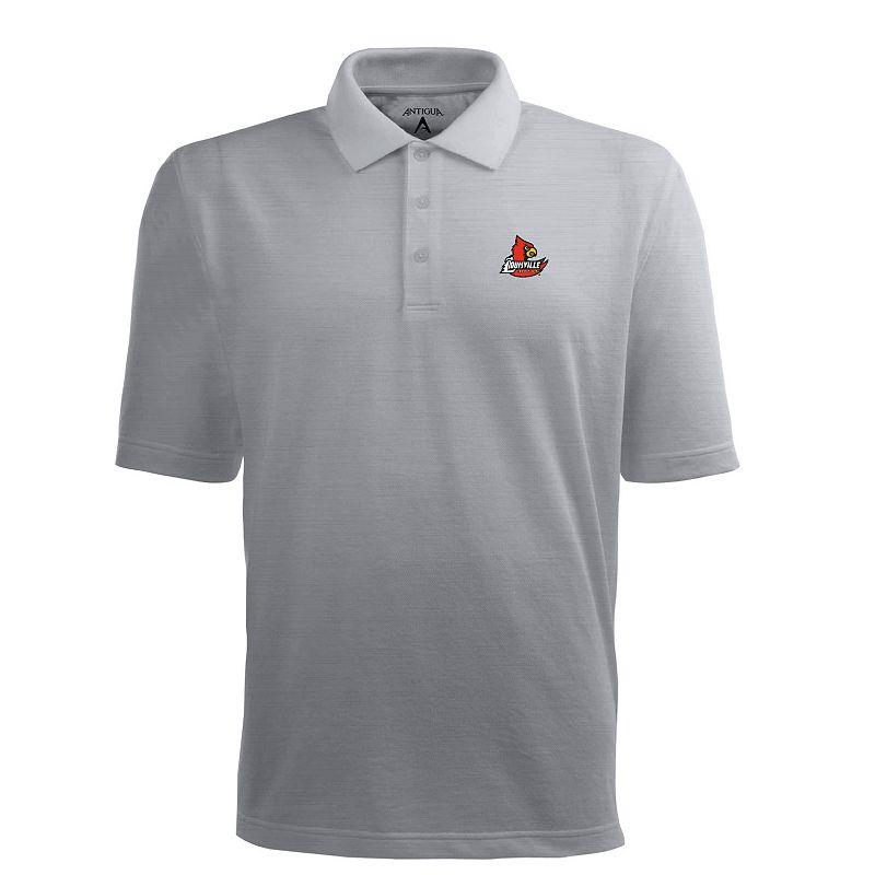 Men's Louisville Cardinals Pique Xtra Lite Polo