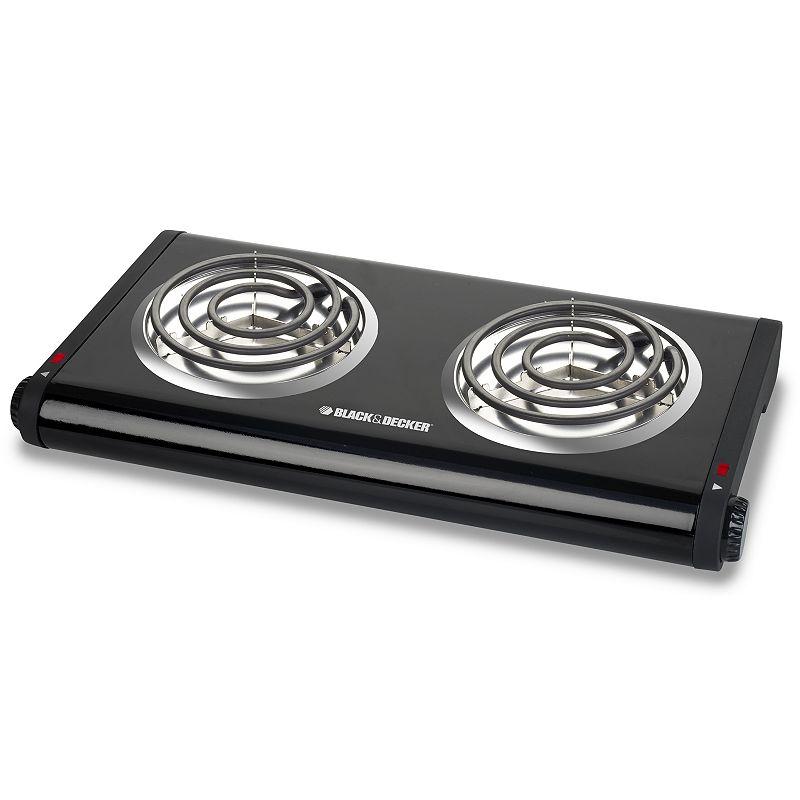 Black and Decker Double-Burner Buffet Server