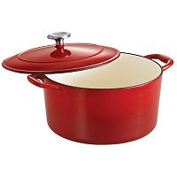 Tramontina Enameled Cast-Iron 6 1/2-qt. Dutch Oven