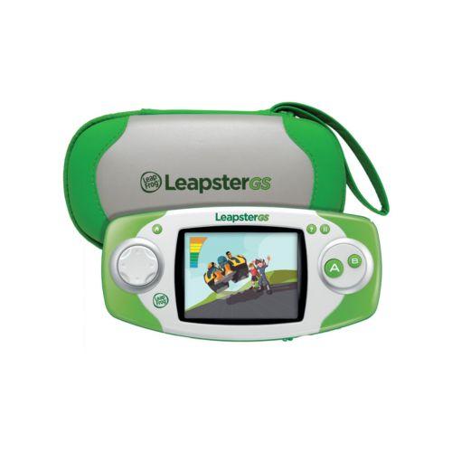 LeapFrog Leapster GS Explorer Gift Set