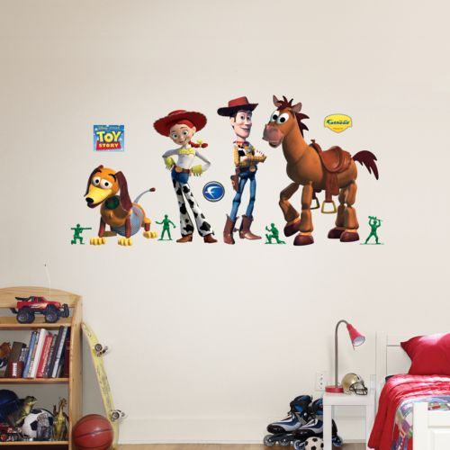 Disney / Pixar Toy Story Woody & Friends Wall Decals by Fathead