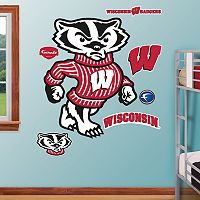 Fathead Wisconsin Badgers