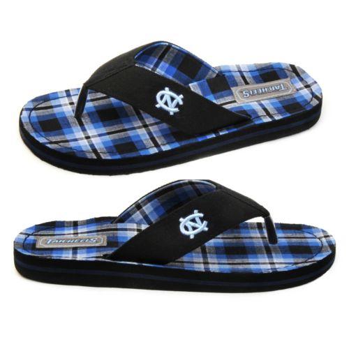 North Carolina Tar Heels Flip-Flops - Adult