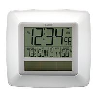La Crosse Technology Solar Atomic Wall Clock