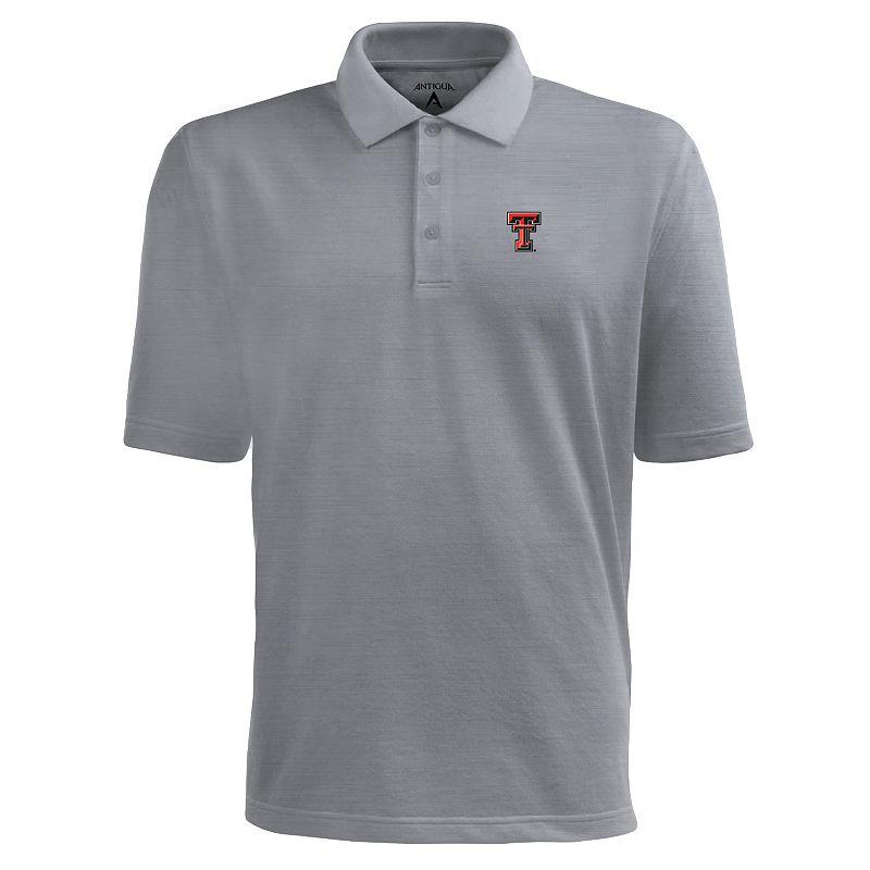 Men's Texas Tech Red Raiders Pique Xtra Lite Polo