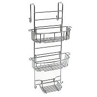 Zenith Stainless Steel Shower Caddy