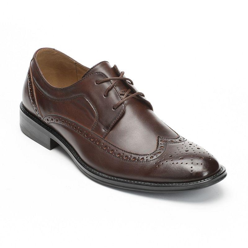 Apt  Wingtip Dress Shoes