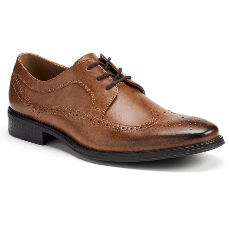 Apt. 9® Men's Wingtip Dress Shoes