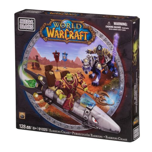 World of Warcraft Barrens Chase by Mega Bloks - 91025