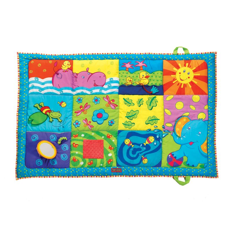 Tiny Love Super Mat, Model# 834-006 93523223