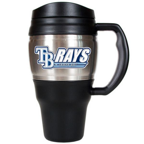 Tampa Bay Rays 20-Ounce Travel Mug