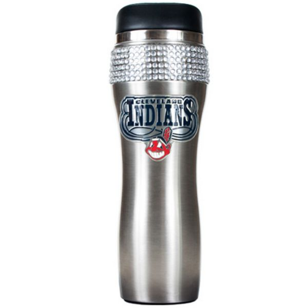 Cleveland Indians Stainless Steel Tumbler